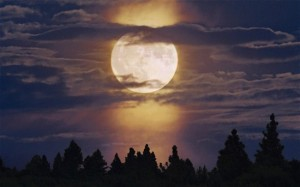 FULL MOON AND BIRTHING