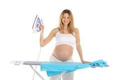 Iron in pregnancy