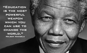 Nelson Mandela and Education