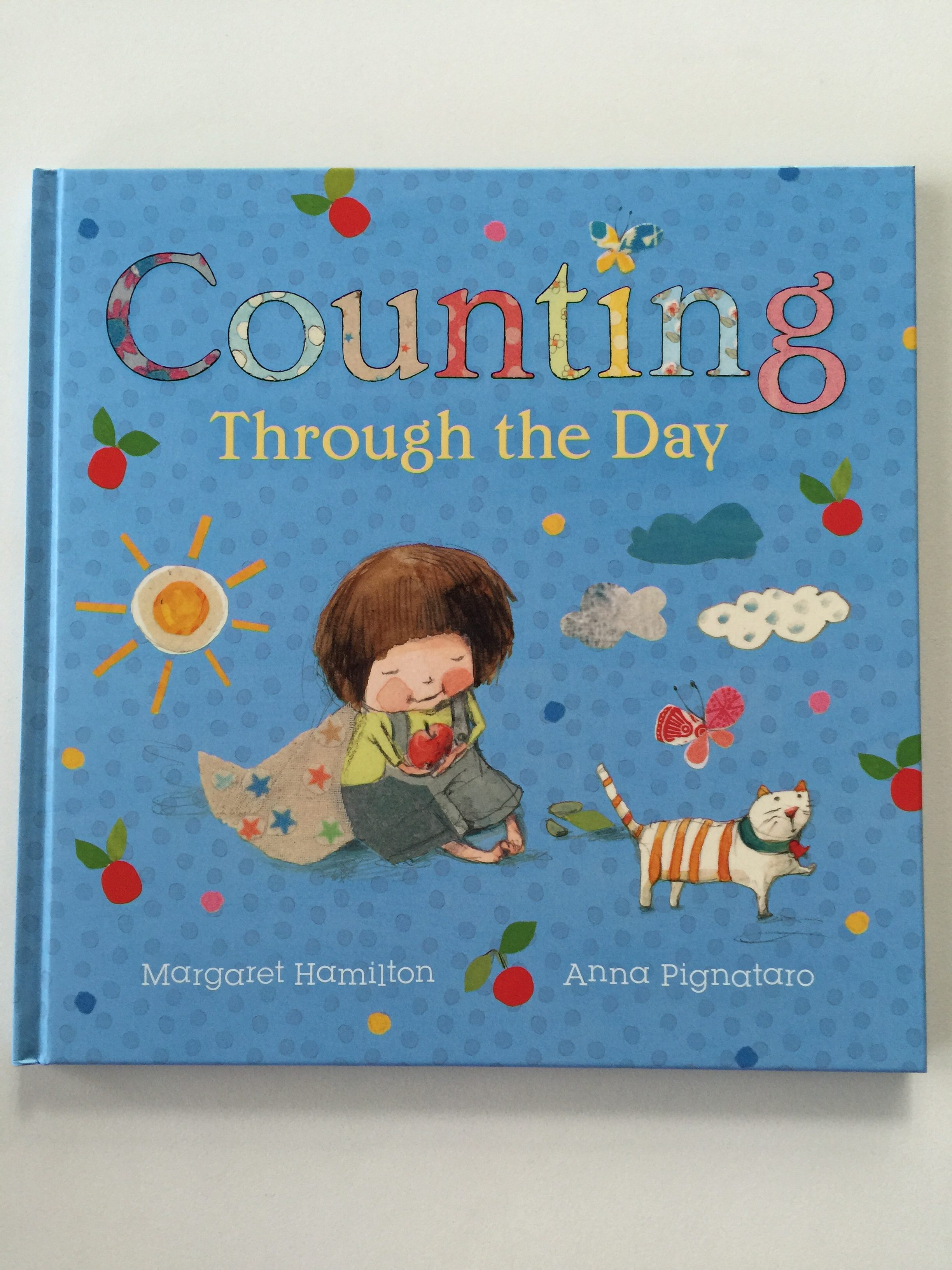 Counting Through The Day book